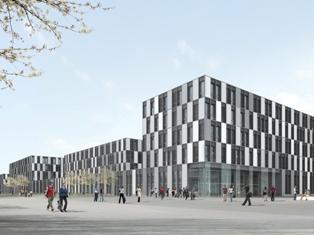 campus bielefeld bielefeld godel beton godel beton. Black Bedroom Furniture Sets. Home Design Ideas