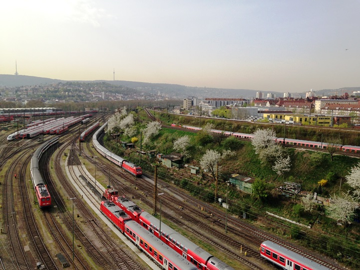 Tunnel Bad Cannstatt (Los 3) – Stuttgart