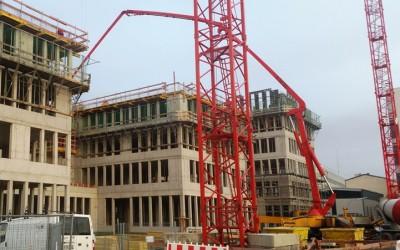 Neubauprojekt in Stuttgart-Vaihingen, Industriestraße – Stuttgart