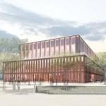Visualisierung Stadthalle Reutlingen
