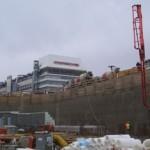 Februar 2006 - Betonage Bodenplatte BA I