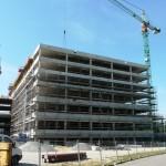 Baustelle Juni 2013