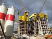 Baustellenansicht November 2011
