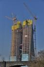 Baustellenansicht März 2012