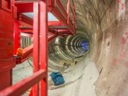 tunnelverlauf
