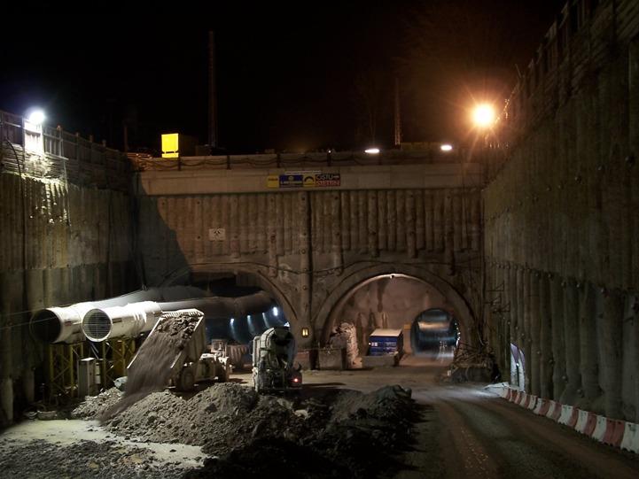 B29 Tunnel Schwäbisch Gmünd