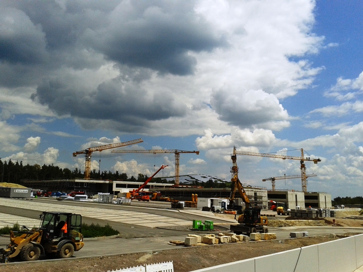 Neubau Elementary u. High School Panzerkaserne  – Böblingen
