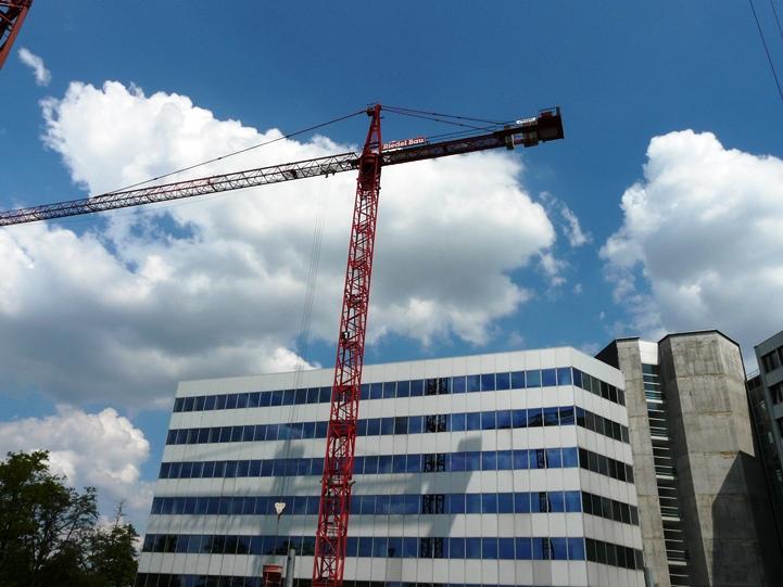 Neubau Verwaltungsgebäude DRV – Stuttgart