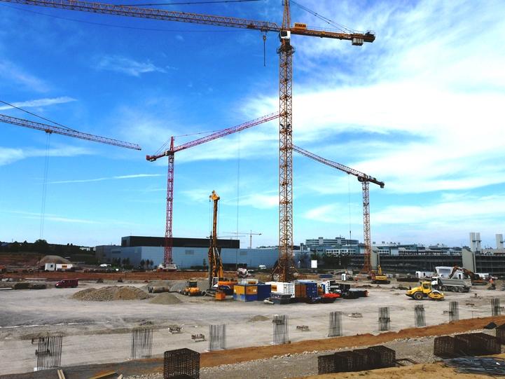 Daimler AG – Projekte 2014