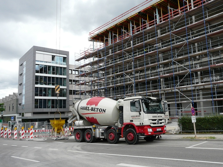 Neubau Technologiezentrum MANN+HUMMEL – Ludwigsburg