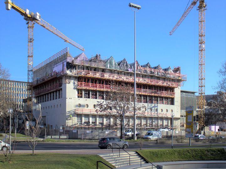 Landesbibliothek – Stuttgart