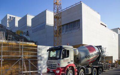 Neubau John Cranko Schule – Stuttgart