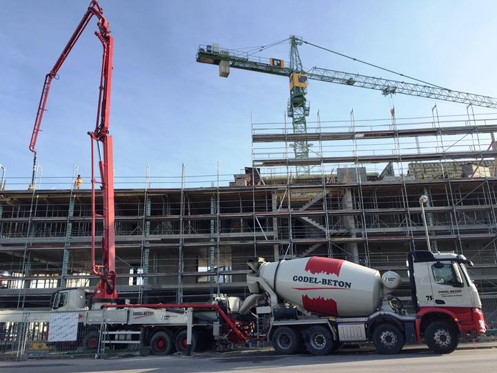 Büro- und Sozialgebäude Bauder GmbH – Stuttgart-Weilimdorf