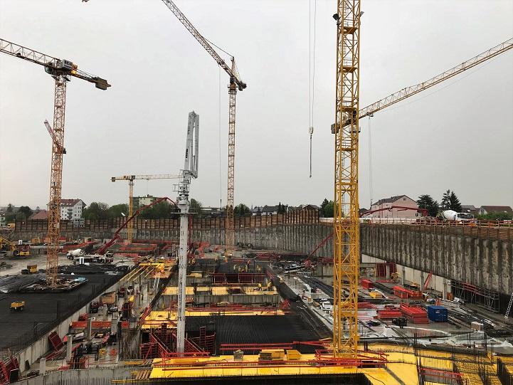Neubau Verwaltungszentrale LIDL Deutschland
