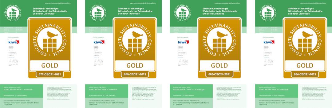 CSC Zertifikate